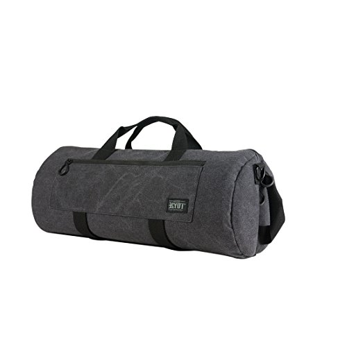 Lockable 20 Inch ProDuffle Carbon Series Bag with Odor Protection, ()