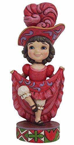 Jim Shore Disney Traditions It's A Small World Sonata France Figurine