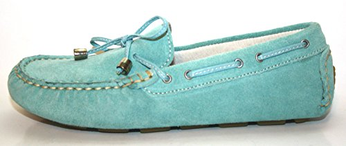 Cherie enfants filles chaussures mocassins 1506/bleu clair pointure 31 (sans boîte)