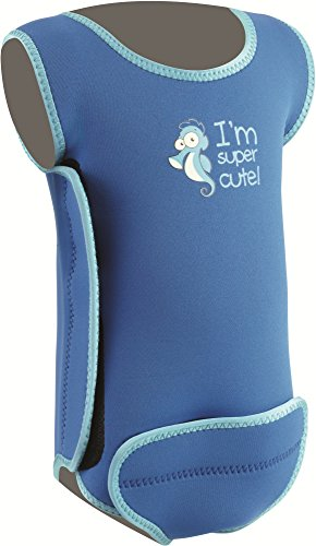 Baby Infant Neoprene Wetsuit Warmer | BABALOO BABY WARMER by Cressi:  quality since - Buoyant Wetsuit