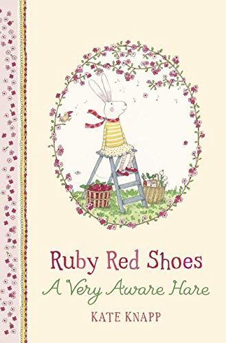 Book Cover: Ruby Red Shoes