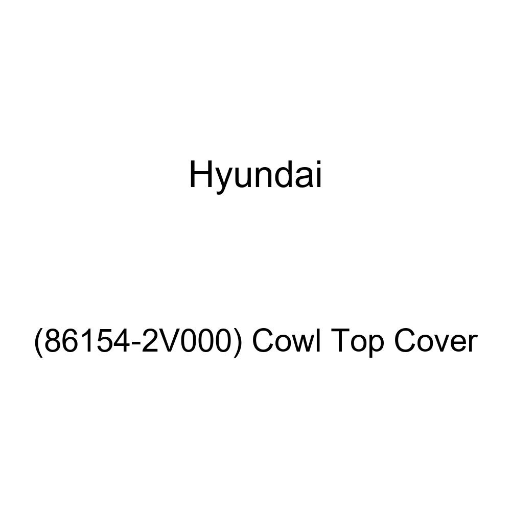 Genuine Hyundai 86154 2V000 Cowl Top Cover