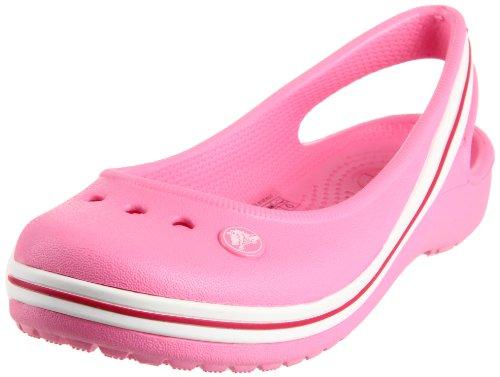 3b110445a364 Galleon - Crocs Genna 2.0 Flat (Toddler Little Kid Big Kid)
