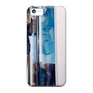 New VariousCovers Super Strong Scarlett Johansson For Mango Fall Tpu Case Cover For Iphone 5c
