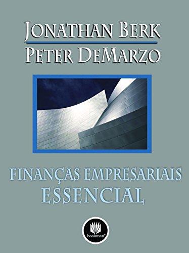 Finanças Empresariais: Essencial (Portuguese Edition)