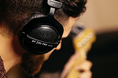 beyerdynamic DT 770 PRO 80 Ohm closed Studio Headphone