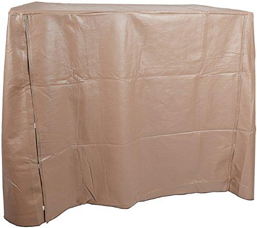 Carlisle 755580 Maximizer LDPE Portable Bar Cover, 56-11/32 x 28.51 x 45-1/2'', Taupe by Carlisle (Image #1)