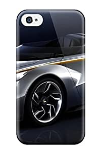 HJogtnf461CtMWx Chevrolet Mi Ray Roadster Concept Car Awesome High Quality Iphone 4/4s Case Skin