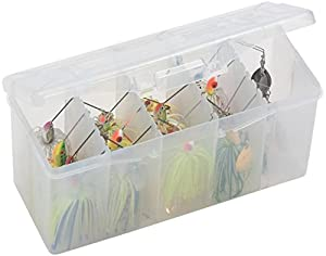 Plano 3504 Spinner Bait Box with Removable Racks
