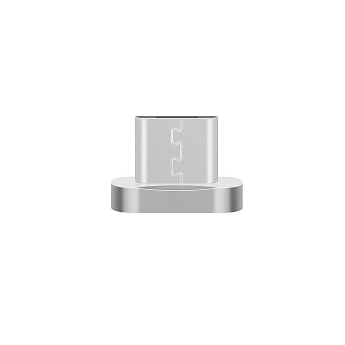 12 opinioni per Zogin 2pz Connettori Micro USB per Cavo Magnetico Android, Connettori di