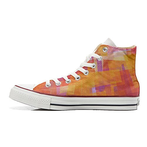 Abstract Star personalisierte Handwerk Schuhe Converse Produkt Customized All 0BqFw4