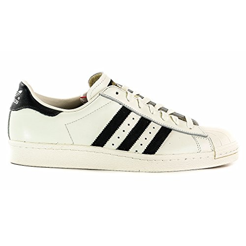 Originals 80s weiß Deluxe Superstar Herren Top Low adidas npFTS8wdqF