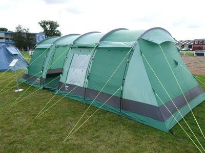 sc 1 st  Amazon UK & Gelert Meridian 8 man tent in Green: Amazon.co.uk: Sports u0026 Outdoors