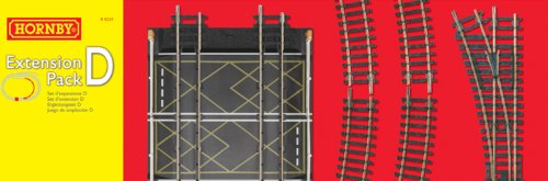 Hornby R8224 00 Gauge Track Extension Pack D for sale  Delivered anywhere in USA