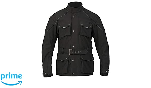 Dolce & Gabbana DG Scoot - Chaqueta para hombre, talla 3XL, color negro: Amazon.es: Coche y moto