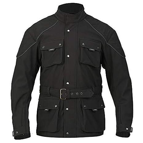 Dolce & Gabbana DG Scoot - Chaqueta para hombre, talla 3XL, color negro