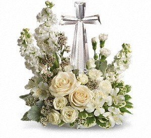 Divine Peace Bouquet by Fasan Florist - Fresh Flowers Hand Delivered - Chicago Area -