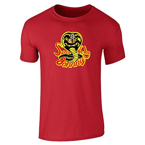 Sweep The Leg Johnny Cobra KaiKarate Kid 80s Short Sleeve T-Shirt