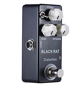 mosky black rat distortion mini guitar effect pedal everything else. Black Bedroom Furniture Sets. Home Design Ideas
