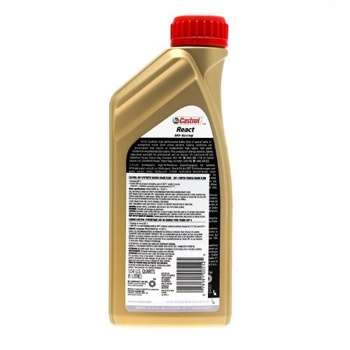 Castrol SRF Racing Brake Fluid - 1 Liter 12512 by Castrol (Image #2)