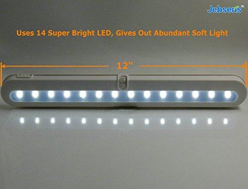 T01b Closet Light Jebsens 14 Led Under Cabinet Lighting