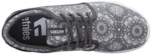 Etnies Scout Sneaker Dunkelgrau / Weiß