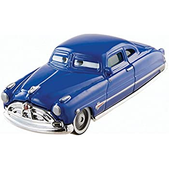 cars doc hudson 1 24 diecast toys games. Black Bedroom Furniture Sets. Home Design Ideas