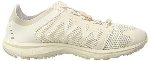 Flow Vintage Blanc Femme W White de Vintage NORTH THE Whi K82 Lace Litewave FACE Fitness Chaussures RPxSCnqIw