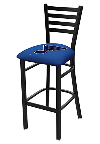 Holland Bar Stool L004 St Louis Blues Stationary Counter Stool, 25