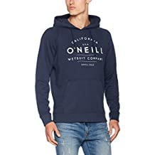 O'Neill Mens Lifestyle Hoodie-Medium-Ink Blue