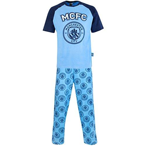 Manchester City Mens' Manchester City Pajamas XX Large