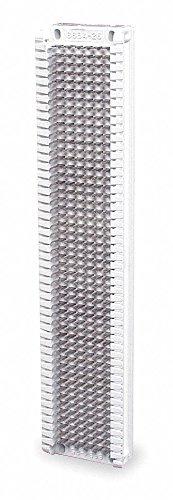 Hubbell HPW66B425 Modular 66B Block, Split, 25 Pair Wiring, 50 Rows (Level Split Modular)