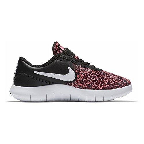 Chaussures White Pink Flex Black racer Trail 001 Contact PSV Nike Multicolore garçon de H1qtn