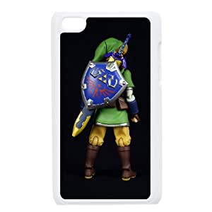 Ipod Touch 4 Phone Case The Legend of Zelda FF80222