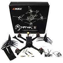 "EMAX Hawk 5 FPV 5"" Inch Racing Drone Quad BNF (FRSKY XM LS2206 2300kv Motors"