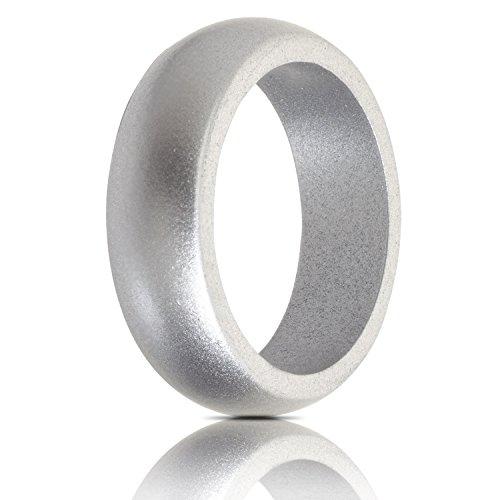 Silicone Wedding Ring (Wedding Band)