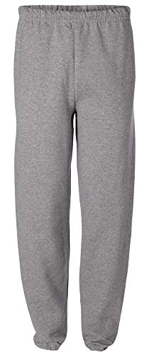 Adult Relaxed Fit Soft and Cozy Sweatpants in 11 Colors-L-Oxford