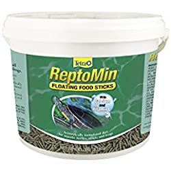 Tetra Reptomin Floating Food Sticks For Reptiles, 27.32 Lbs