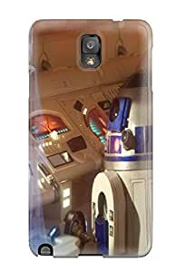 Protective Tpu Case With Fashion Design For Galaxy Note 3 (star Wars Tv Show Entertainment)