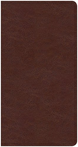 CSB Share Jesus Without Fear New Testament, Brown LeatherTouch