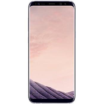Samsung Galaxy S8+ Plus SM-G955N 64GB Korean Unlocked International Version, No Warranty in the USA, GSM ONLY, NO CDMA (Orchid Gray)