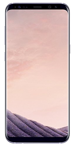 Samsung Galaxy S8 64GB, Orchid Gray - Verizon + GSM Factory Unlocked 4G LTE (Certified Refurbished) by Samsung