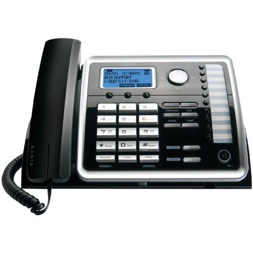 RCA 25214 na 1-Handset 2-Line Landline Telephone (Business Analog Phone)