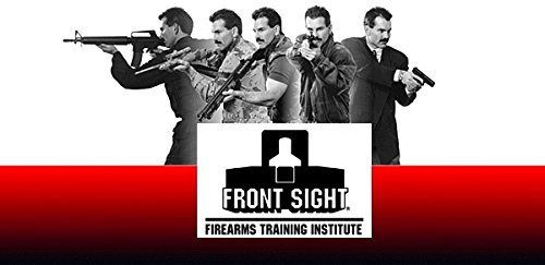 Front Sight 2-day Training Certificate - Handgun/Rifle/Shotgun