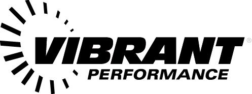 Vibrant Performance 2981 Black 6 Wide x 2-1//2 High Die Cut Decal