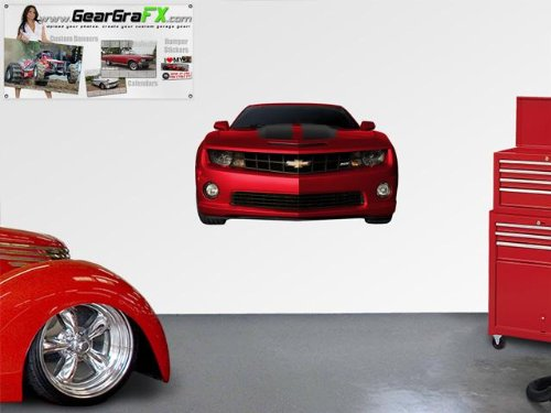 2010 camaro red jewel - 9