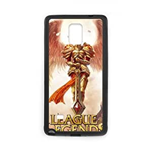 SamSung Galaxy Note4 phone cases Black League Of Legends cell phone cases Beautiful gifts TRIJ2775121