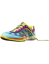Salming Viper 3.0 Turquoise/Cactus Flower Indoor Court Shoes
