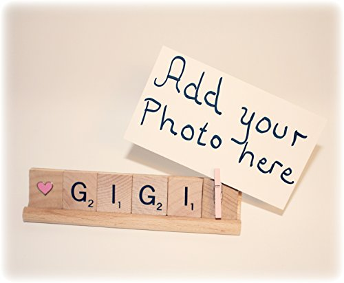 Gigi Frame, Gigi Photo, Gigi Gift, Gigi Christmas, Gigi Birthday, Grandma Frame