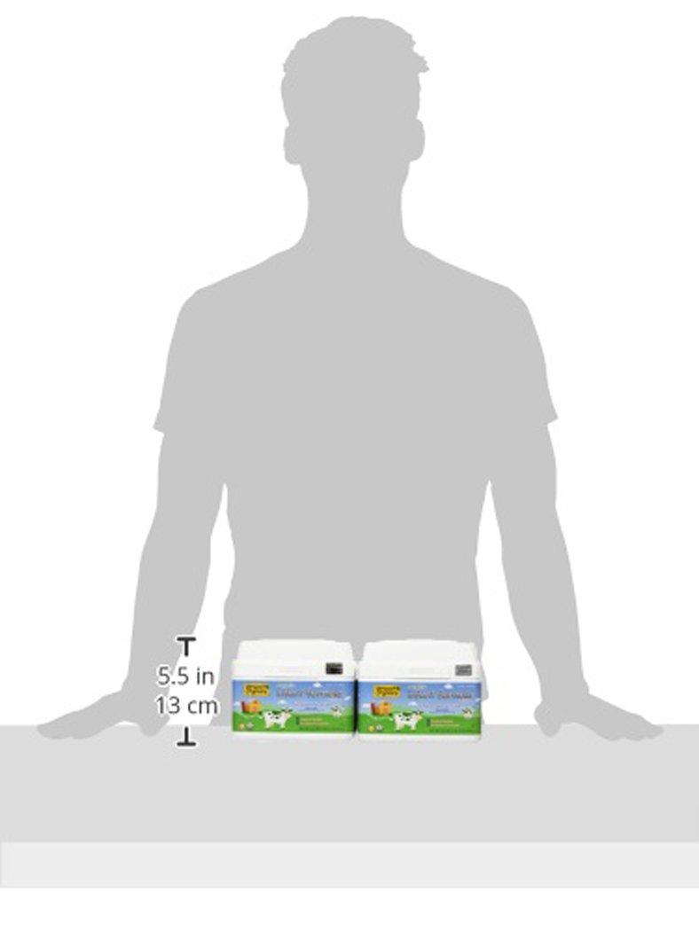 Vermont Organics Milk-Based Organic Infant Formula with Iron, 23.2 oz.  (Pack of 4) by Vermont Organics (Image #10)